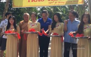 Công ty Hữu Lộc trao tặng Cầu và Đường cho bà con Xã Phú Túc, Huyện Châu Thành, Tỉnh Bến Tre