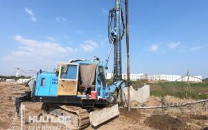 Nhà thầu chuyên nghiệp thi công Cọc Xi Măng Đất (CDM) tại Việt Nam