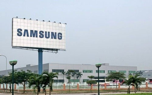 Nhà máy Samsung CE Complex - Tp HCM