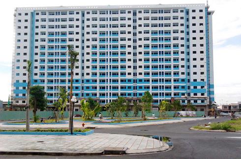 Khu dân cư 584 Tân Kiên - TP HCM