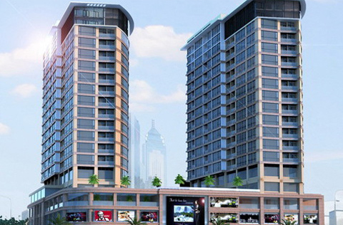 Trung tâm thương mại & Khách sạn Hoàn Cầu - Nha Trang