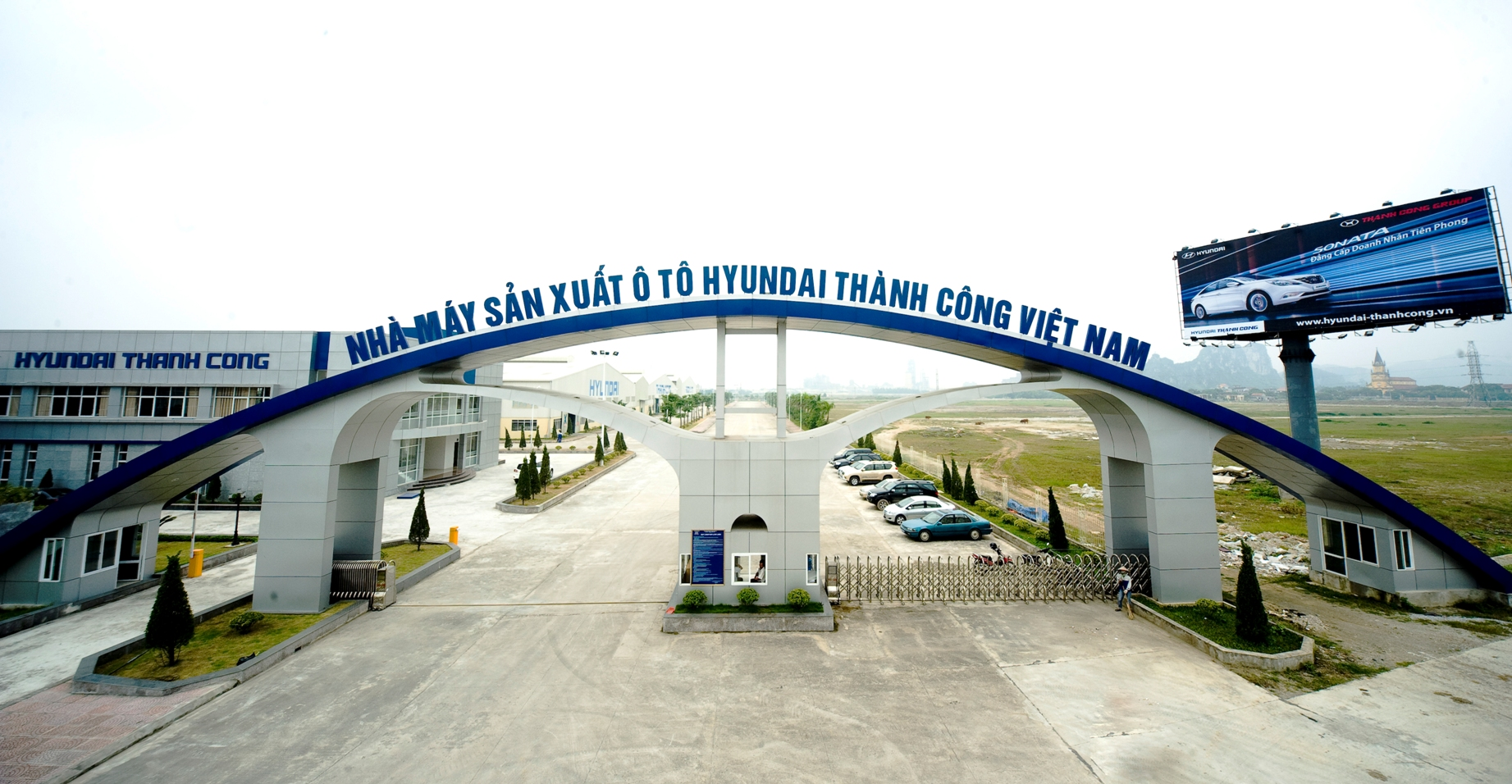 NMSX Ô tô Hyundai Thành Công - Ninh Bình