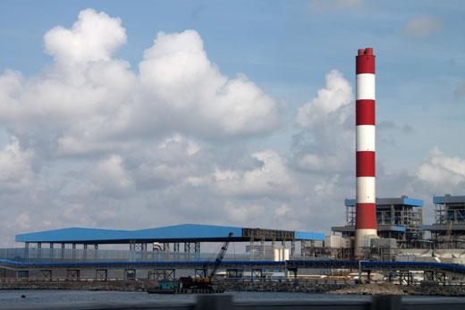 Nhiệt điện Duyên Hải 3 - Trà Vinh